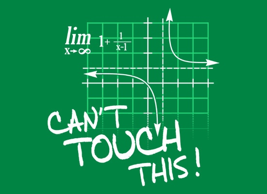Limit – Can't touch this!