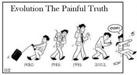 Evolution – The Painful Truth