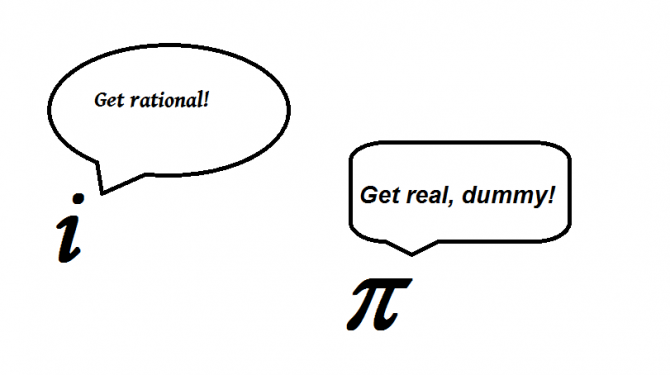 Get rational & get real