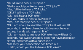 How TCP protocol works?