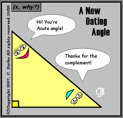 A New Dating Angle