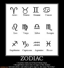 Geek Zodiac Sign