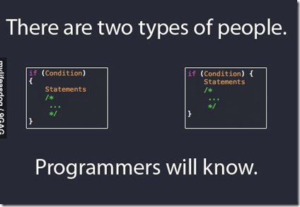 Only Programmers Will Know